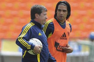 Bolillo no quiere que Colombia dependa de Falcao