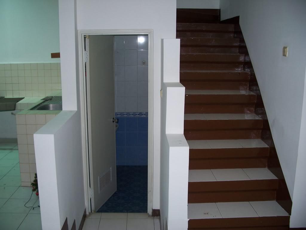 arsitekgw pemanfaatan tangga sebagai ruang tambahan