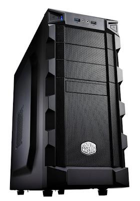 Configuración de PC montado a piezas por 550 euros