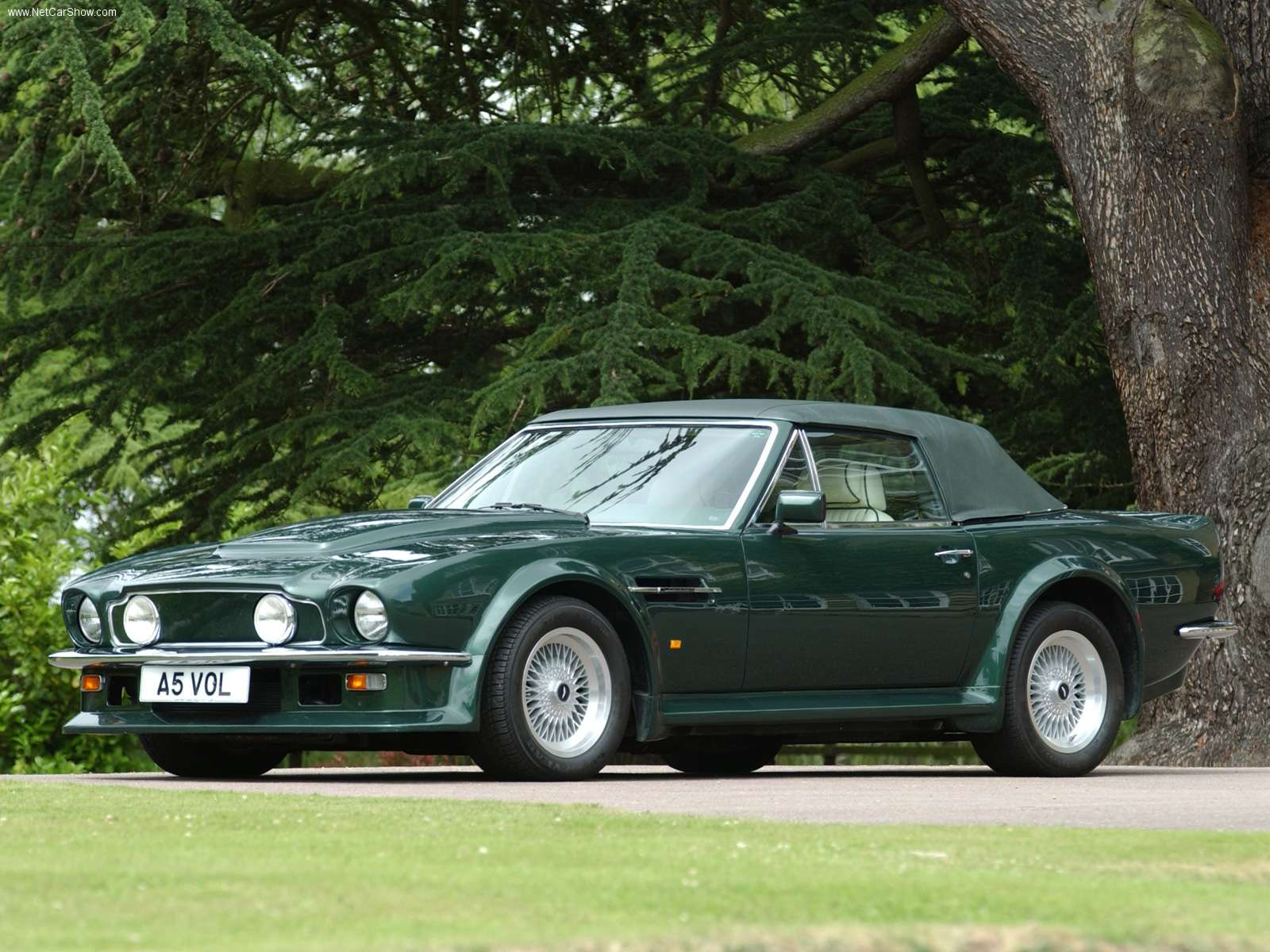 takeyoshi images aston martin v8 vantage volante. Black Bedroom Furniture Sets. Home Design Ideas