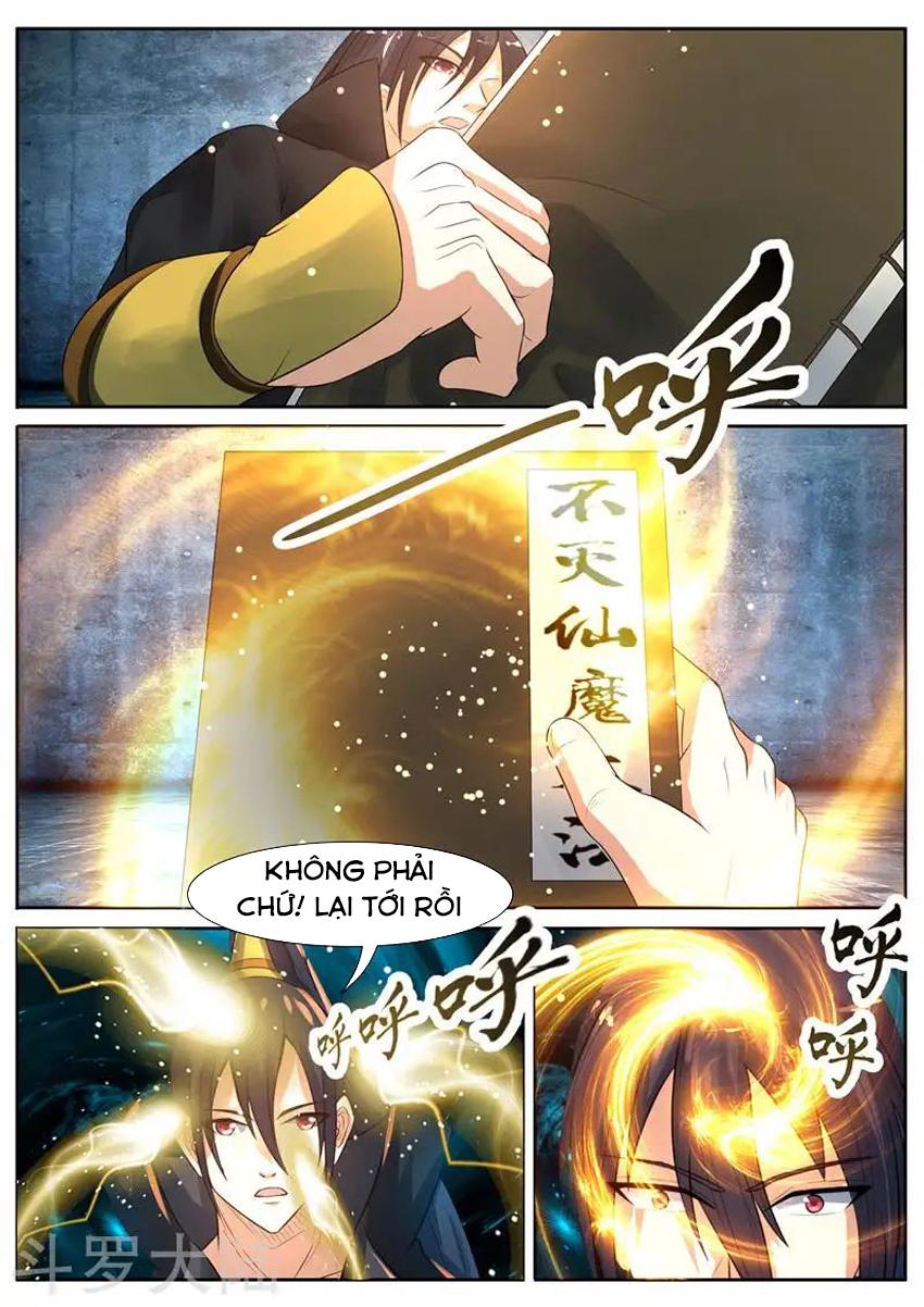 Ngự Thiên Chap 62 page 5
