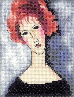 RTO, Девушка с рыжими волосами