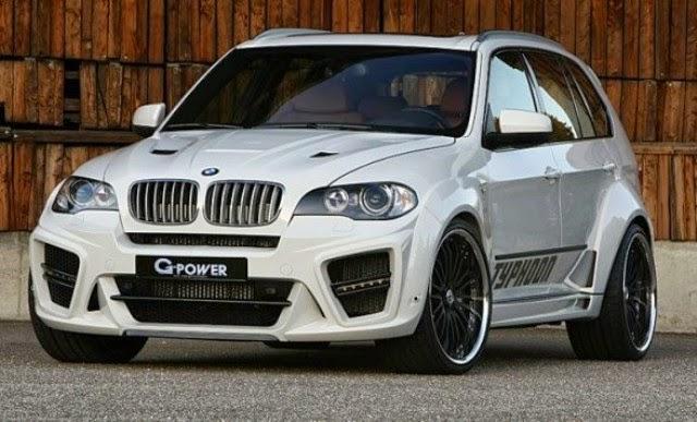 Foto Modifikasi Mobil BMW Hamann Wide