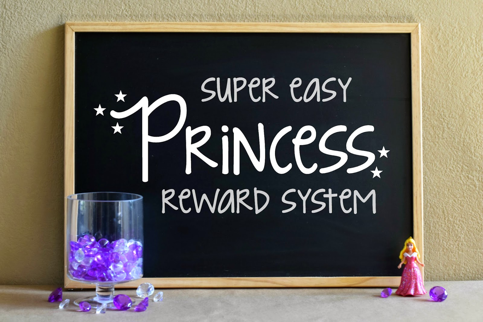 Mommy Testers, Princess reward system, easy reward system, DIY princess reward chart, #DisneyBeauties  #Shop