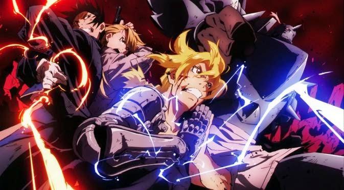 Fullmetal Alcemist: Brotherhood