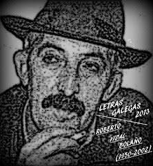 Letras Galegas 2013: Vidal Bolaño