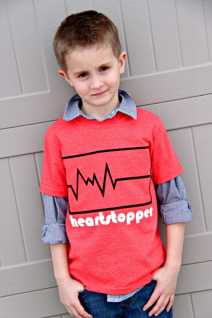 Heart Stopper Shirt
