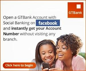 GTB Instant Account