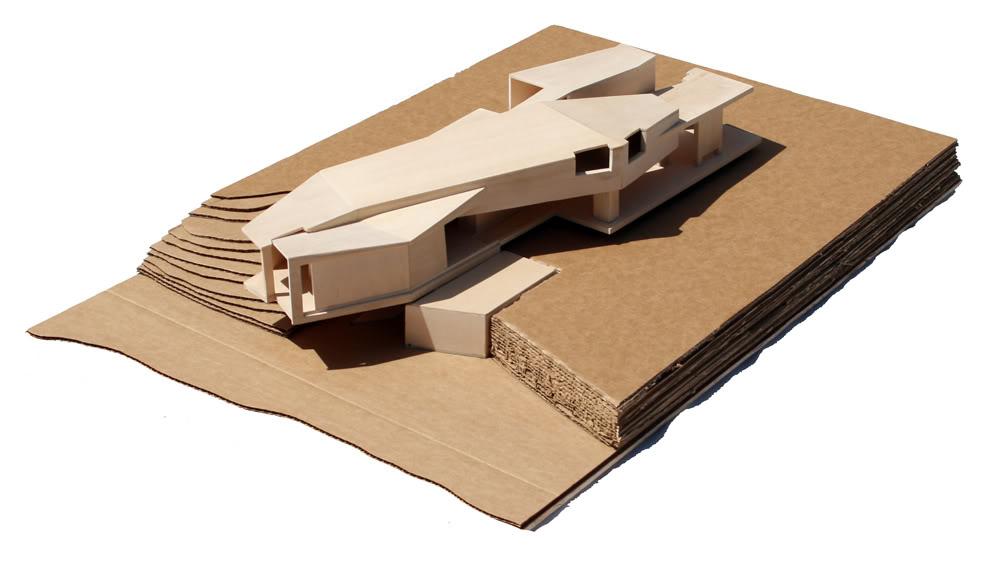 Mobius strip house