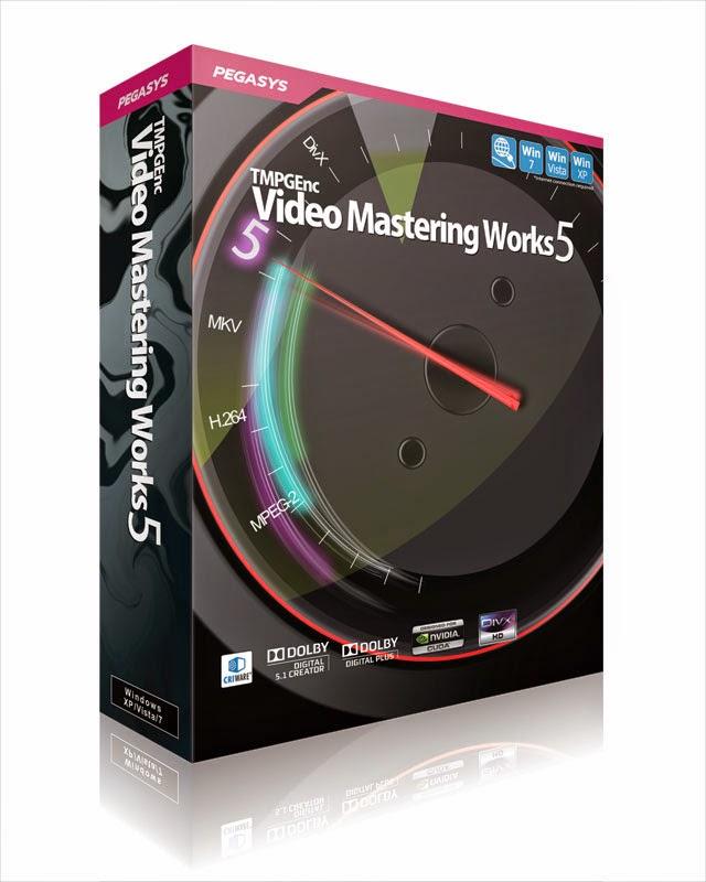tmpgenc video mastering works 6 crack