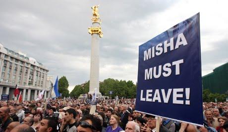 Saakaszwili musi odejsc