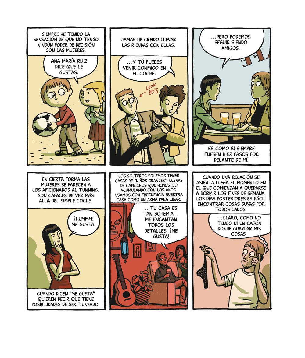 Mandorla · El blog de cómics de Santiago García: julio 2011