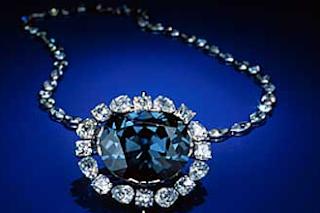 THE+HOPE+DIAMOND 10 Berlian Dengan Harga Paling Mahal di Dunia