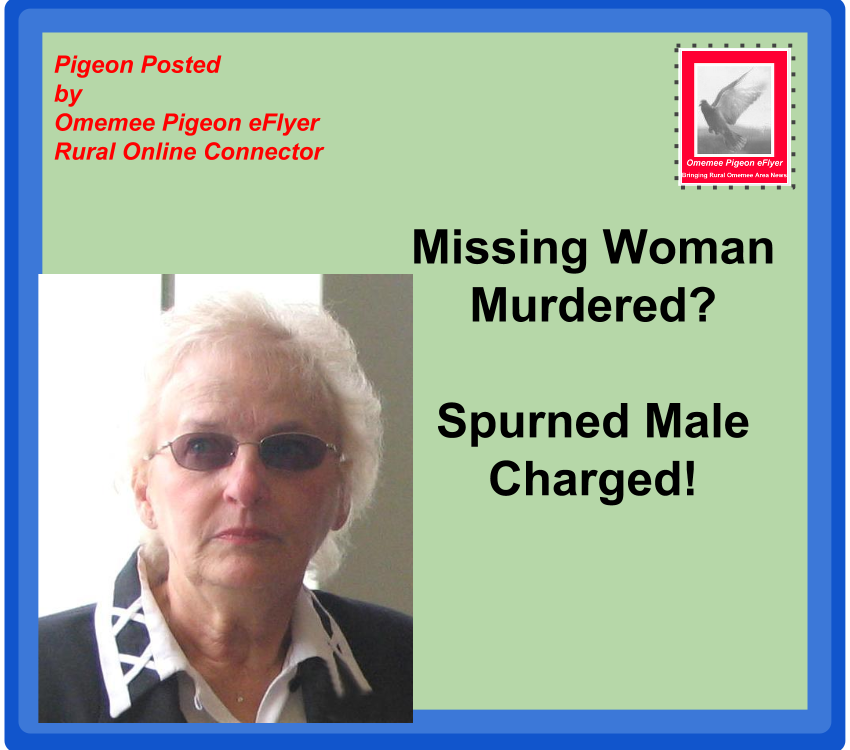 image Omemee Posted- Missing Woman Murdered? Spurned Male Charged shows picture of Lise Fredetted