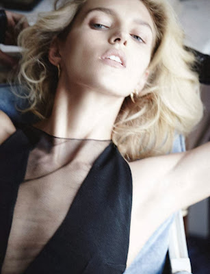 Anja Rubik HQ Pictures Vogue Germany Magazine Photoshoot March 2014