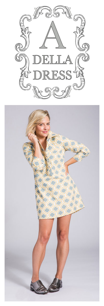 A Della Dress