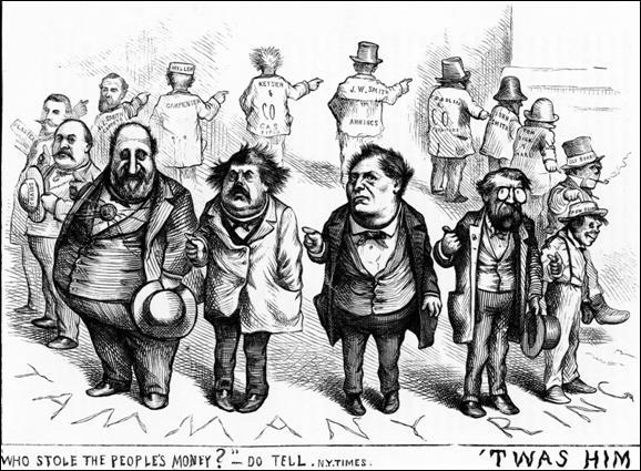 Viral History Money Boss Tweed S Bondholder Revolt