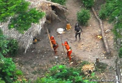 Suku Pedalaman Yang Primitif