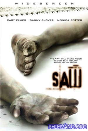 Lưỡi Cưa 1 - Saw 1 - 2004
