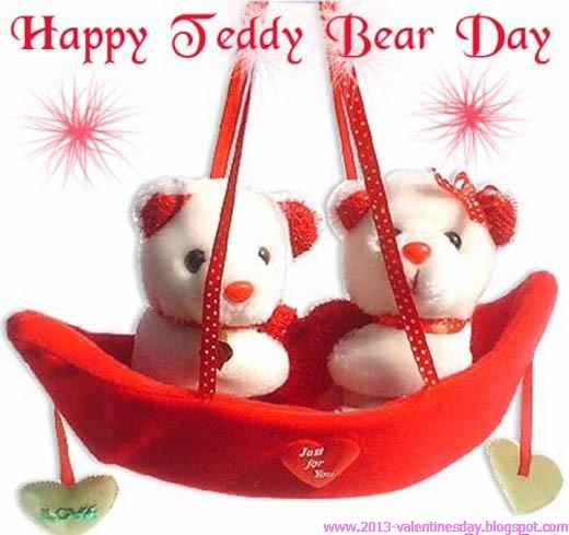 happy teddy bear day hd wallpaper global wallpapers