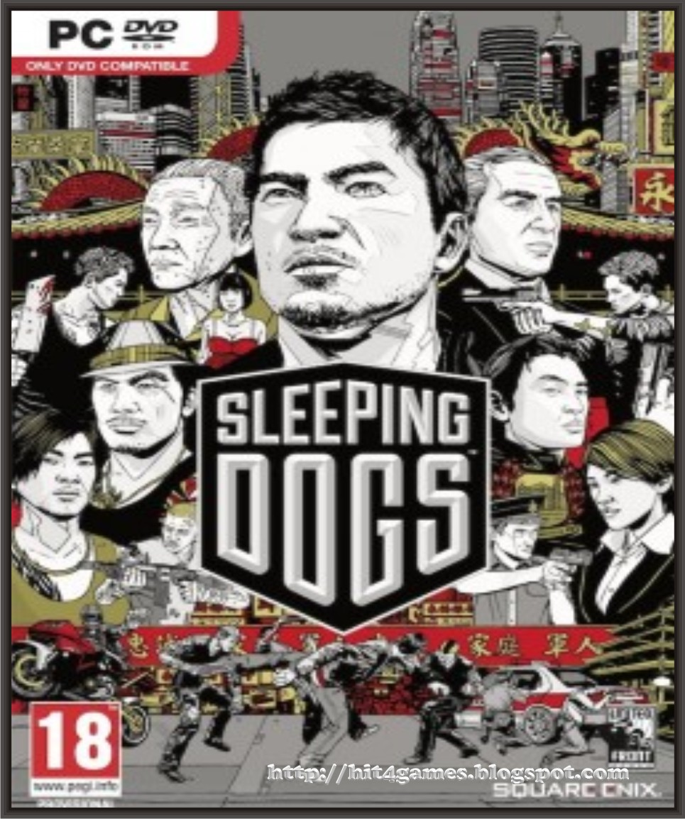 Download sleeping dogs pc