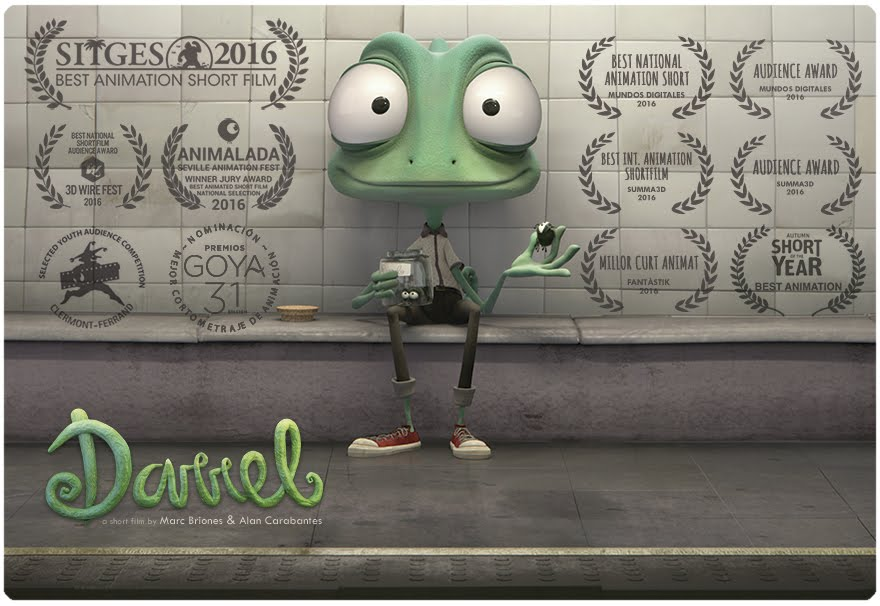 Darrel Short film animation
