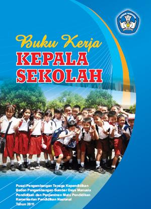 Download Buku Kerja Kepala Sekolah Paud Baitul Fiqri Nasional Kadubongkok