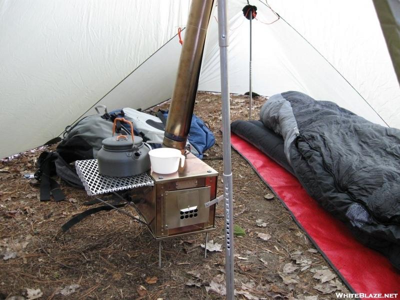 Как сделать теплую палатку