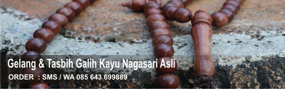 Jual Gelang Tasbih Kayu GALIH NAGASARI Nogosari Cirebon ASLI