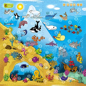 i-Mat Under The Sea