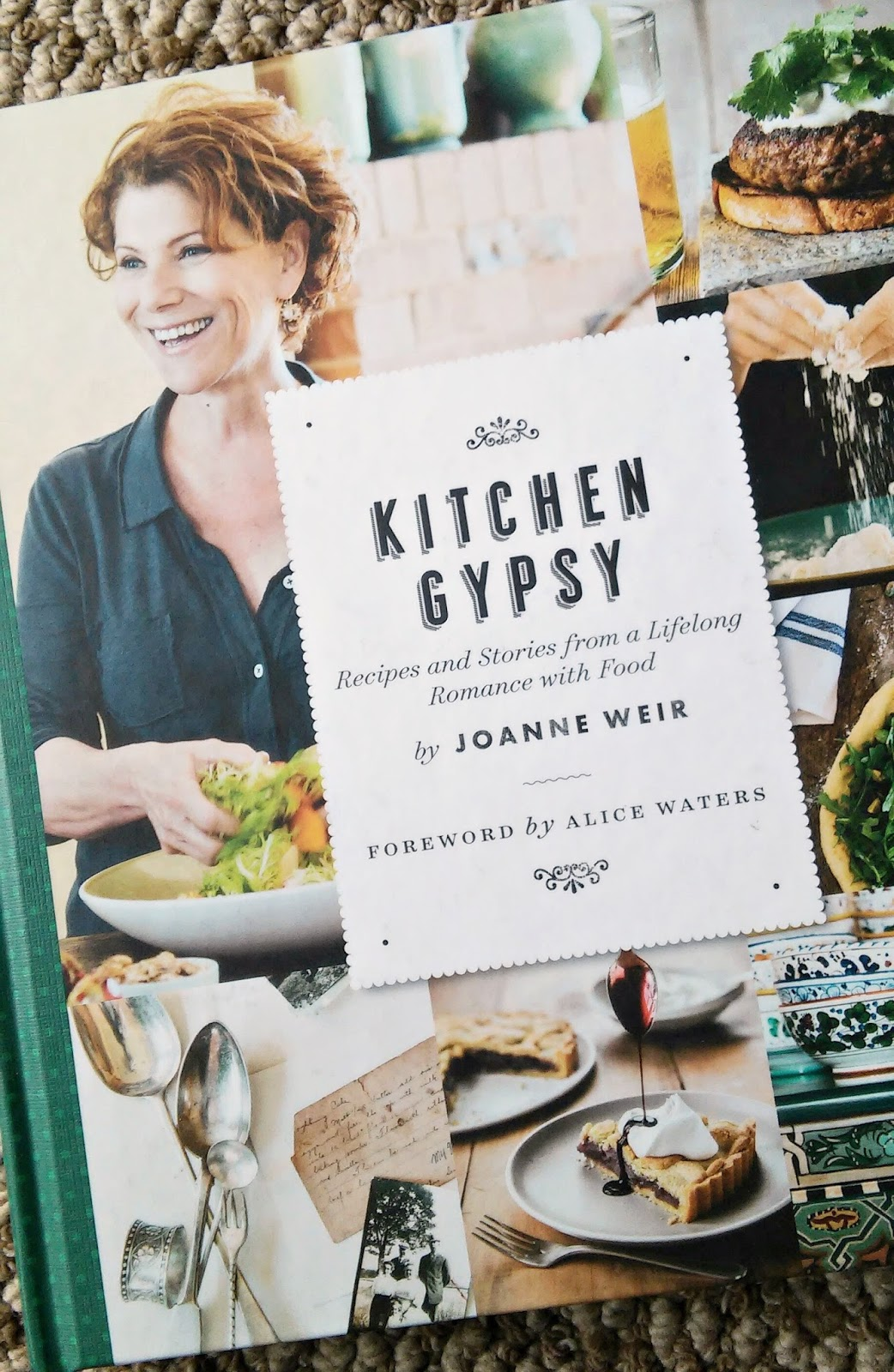 Seattle Tall Poppy: Cooking with Kitchen Gypsy, Joanne Weir