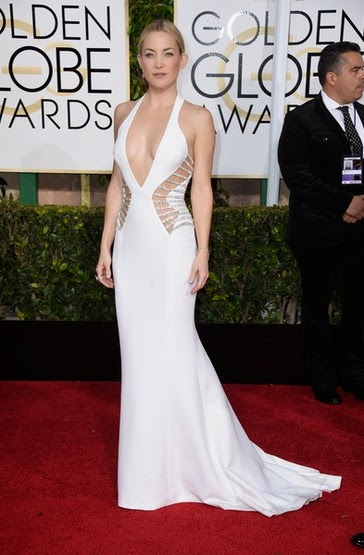 Golden Globe Awards 2015- Red Carpet: What the stars wore !