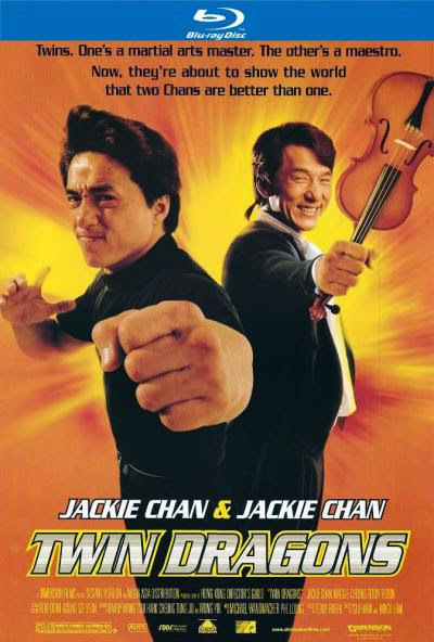 Twin Dragons 1992 Hindi Dubbed Dual Audio BRRip 720p