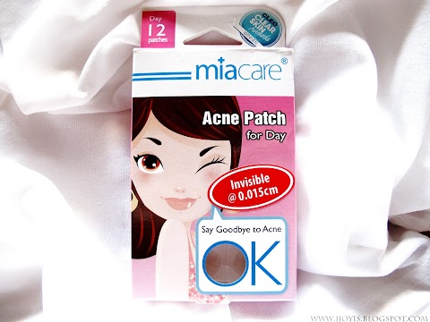 Review: Miacare Acne Patch (Day)