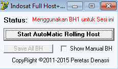 Inject INDOSAT Full Host 29 Desember 2015