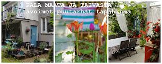 PALA MAATA JA TAIVASTA