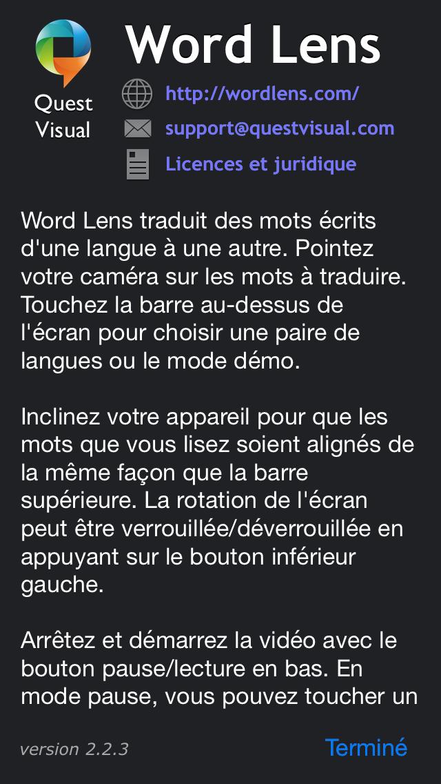 word lens application app esteban