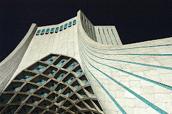 برج آزادی در تهران
