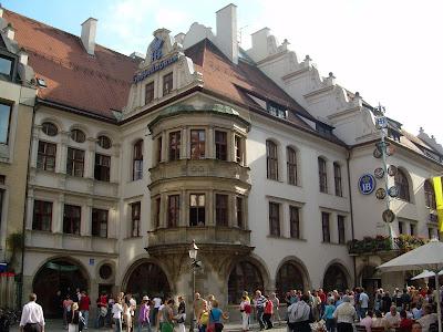 Cervecería Hofbräuhaus am Platzl