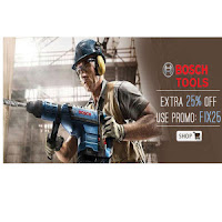 Snapdeal : Bosch Tools upto 60% off & 30% off on Rs.1499 : Buytoearn