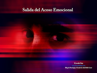 Aida Bello Canto, Psicologia, Gestalt, Emociones, Maltrato emocional, Acoso moral