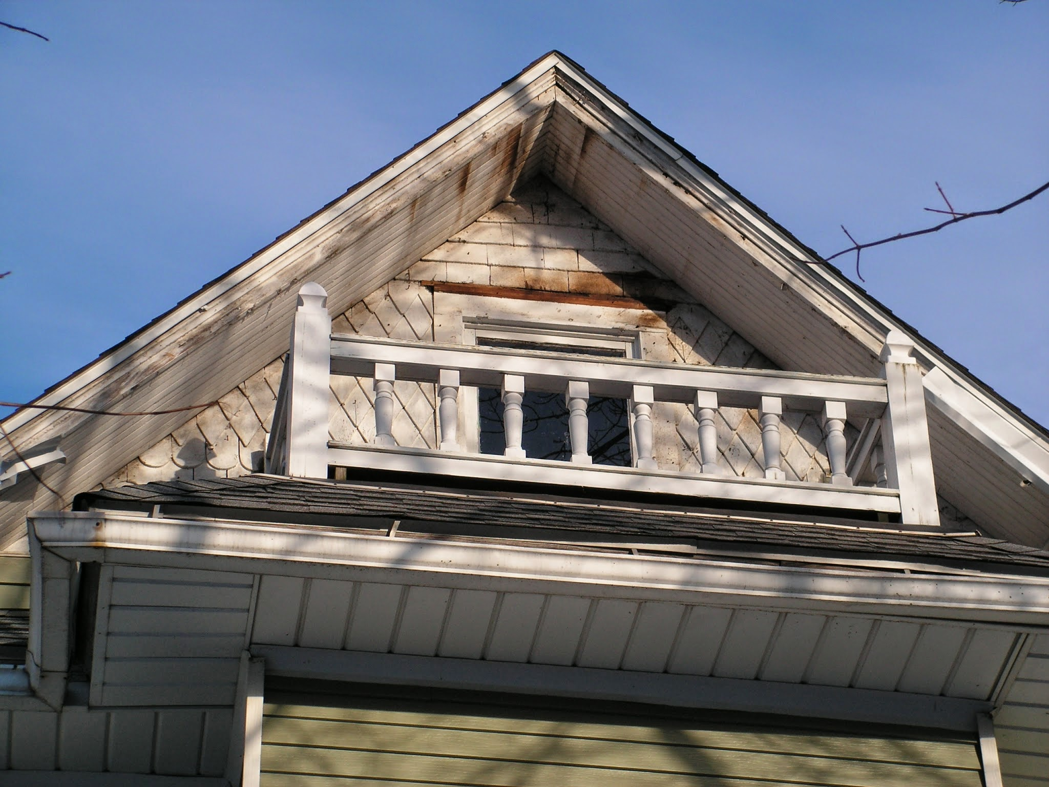 1900 Victorian Home Restoration Fishscale Gables