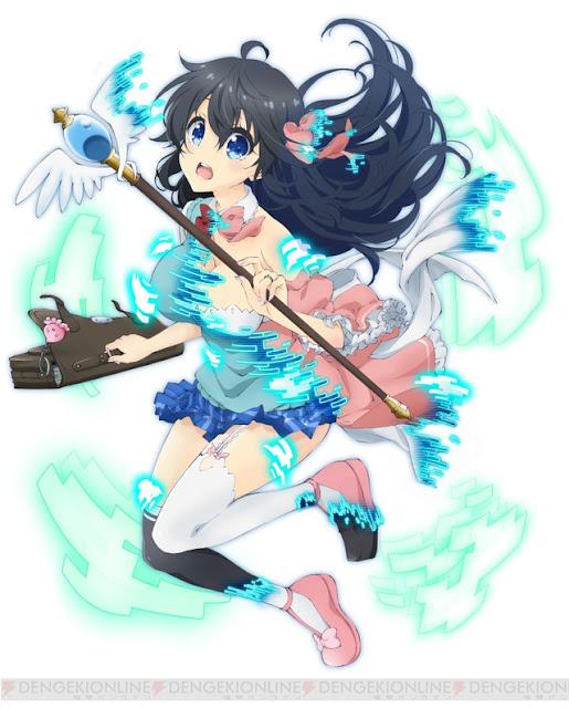 Rincian Terbaru Untuk Anime 'Netoge no Yome wa Onna no Ko ja nai to Omotta?' Diperlihatkan