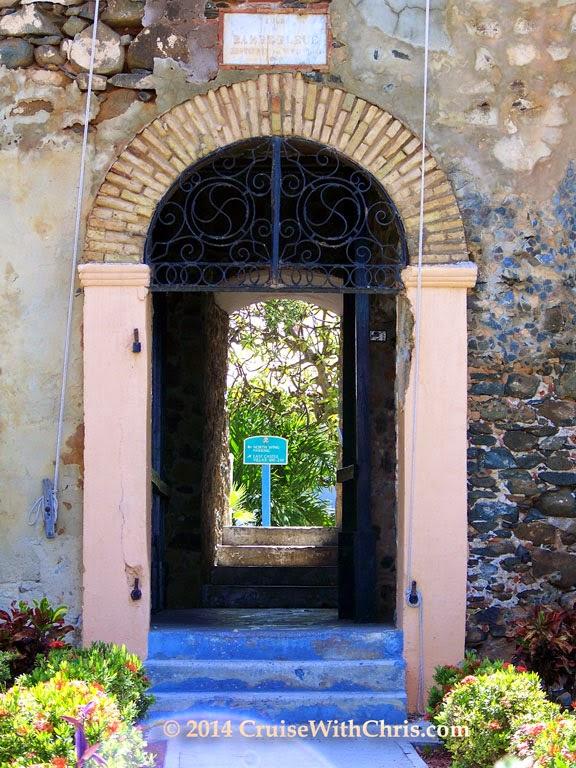 Bluebeard's Castle Archway