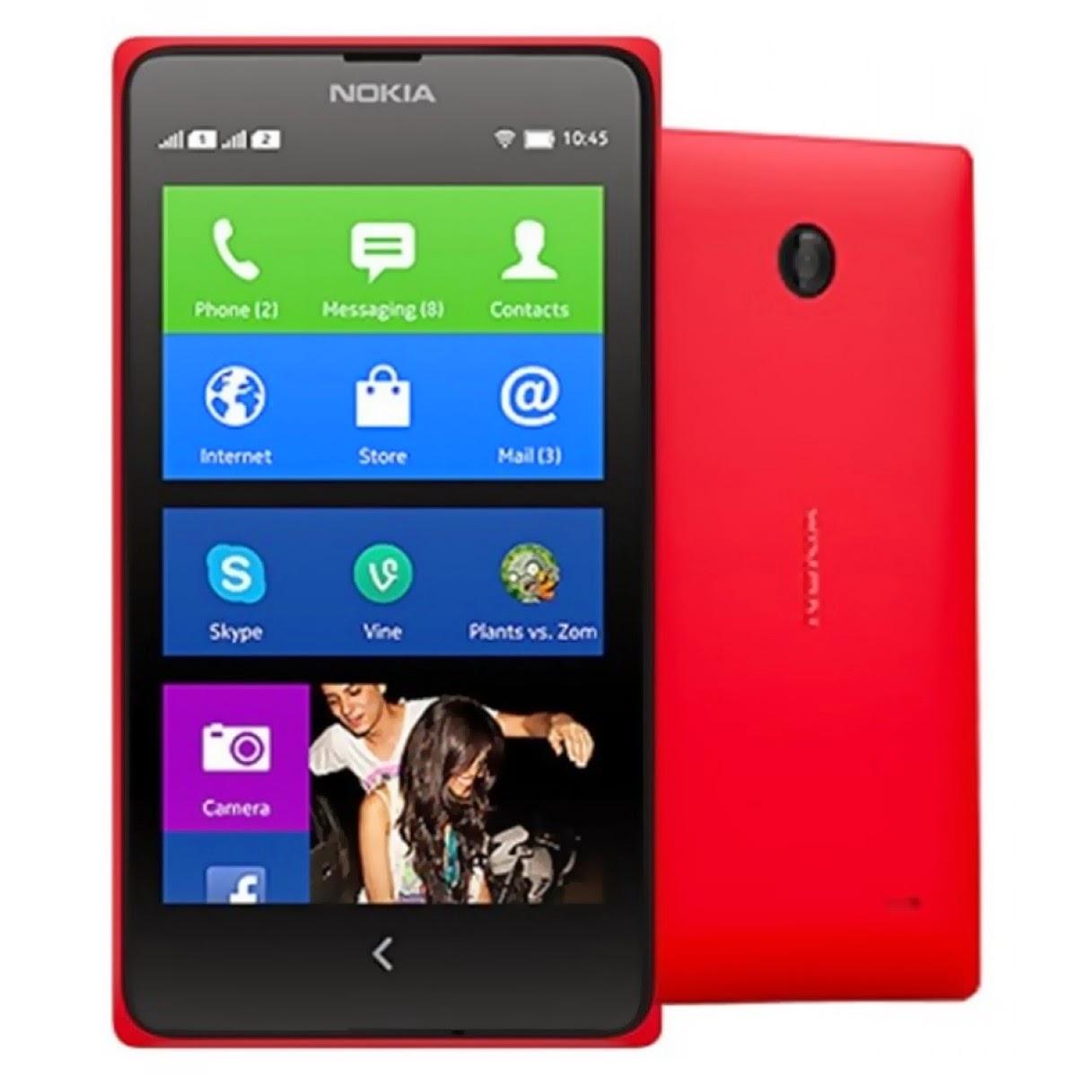 Harga hp Nokia X Android
