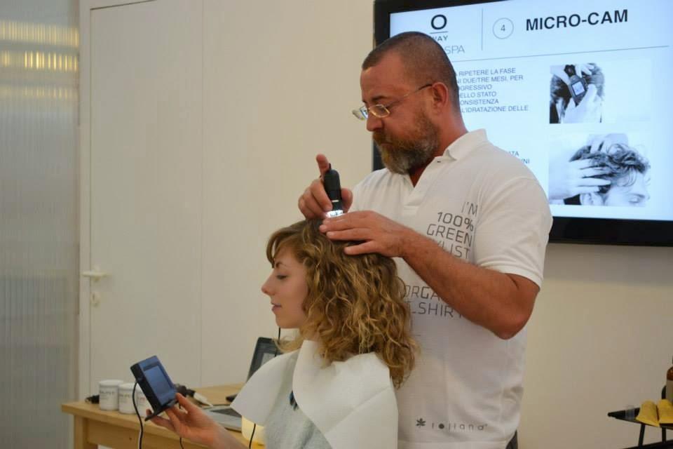 Scalp and Hair Treatment