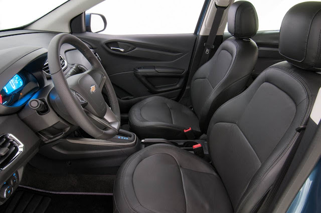 Novo Prisma 2014 Automático - interior