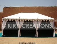 Imperial Raj Tent