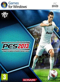 PES 2013 COVER PESEdit.com 2013 Patch 4.1