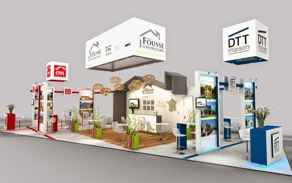Be sirius standiste les stands de fousse construction for Stand salon